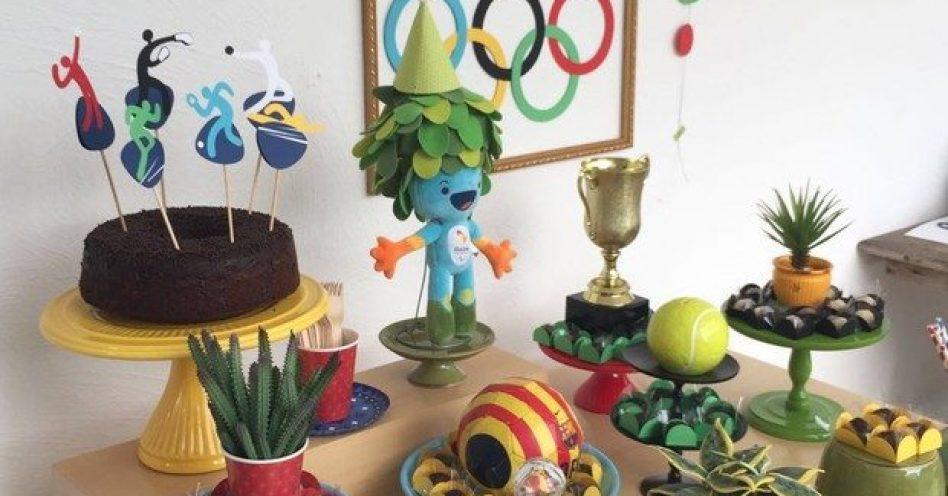 Espírito olímpico inspira festas no Rio de Janeiro