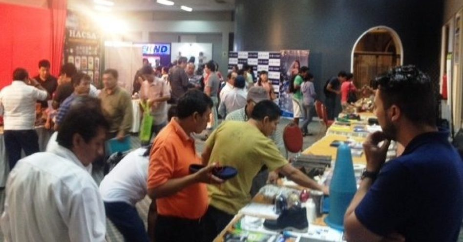 Footwear Components By Brasil participa da Expo Detalles, no Peru