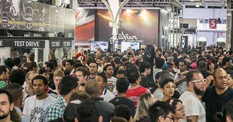 Expomusic  vende R$ 240 milhões e oferece 320 horas de música