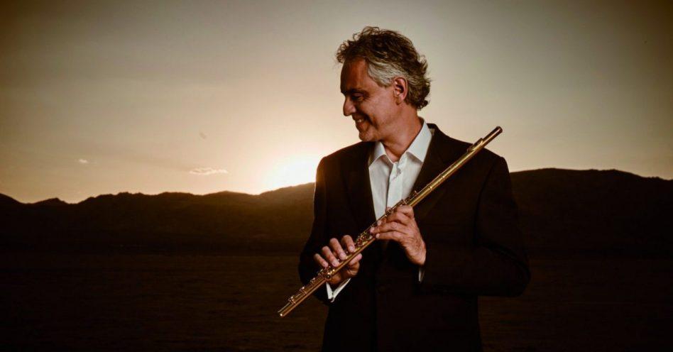 Recital de Andrea Bocelli, segunda na Sala São Paulo, tem renda beneficente