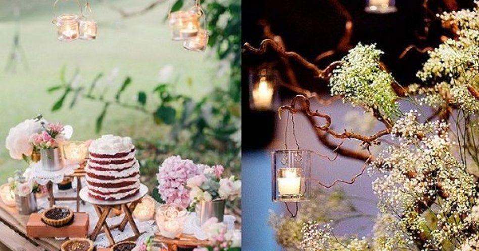 Ideias para um mini wedding íntimo