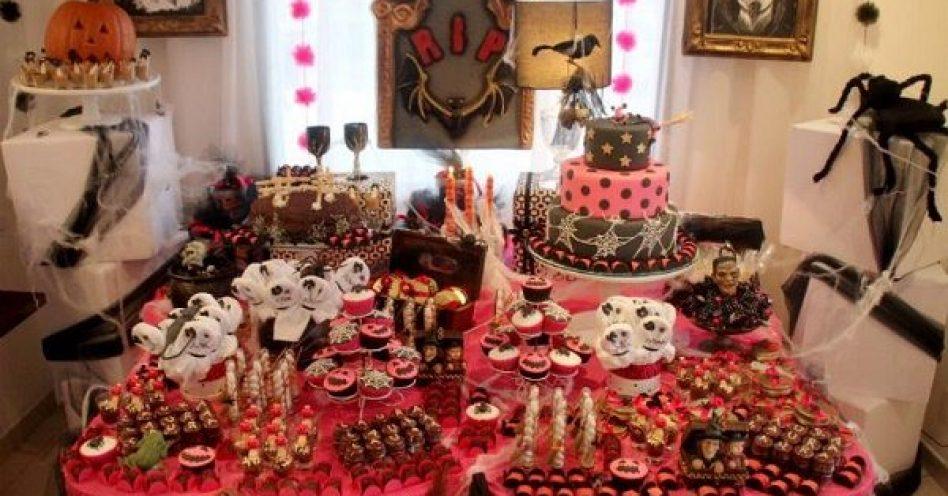 Ideias práticas para decorar sua festa de Halloween