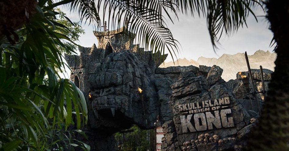 Reino de King Kong impressiona pelo realismo