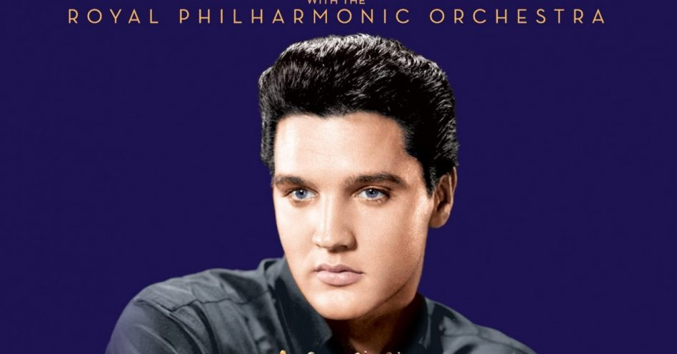 Álbum com arranjos inéditos de Elvis Presley chega ao Brasil