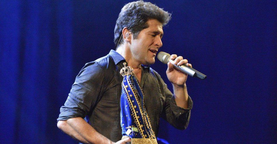 Daniel cantou  com Bocelli no Santuário Nacional de Aparecida