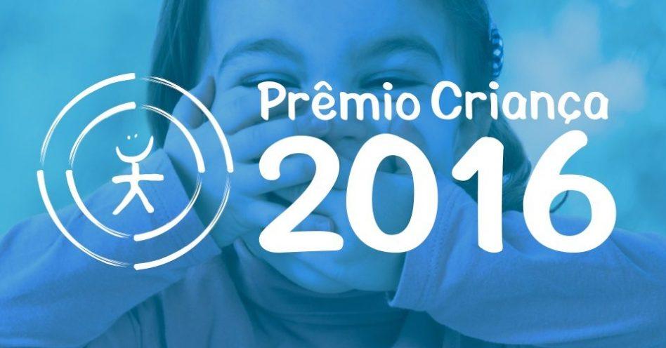 São Paulo tem seis finalistas no Prêmio Criança da Fundação Abrinq