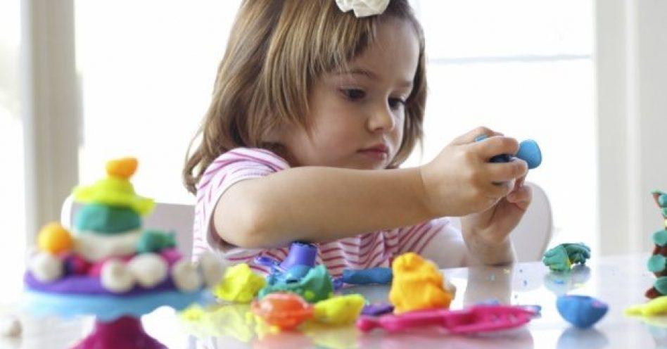 Crianças precisam de mais tempo para brincar