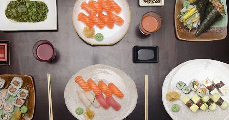 Sassá Sushi usa aplicativo de entrega semelhante ao Uber