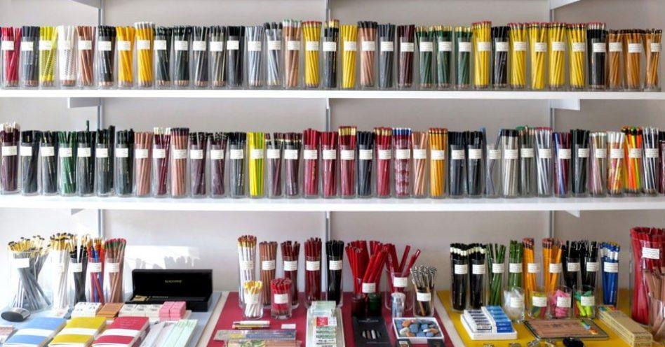 Empreendedora faz sucesso em NY com loja de lápis