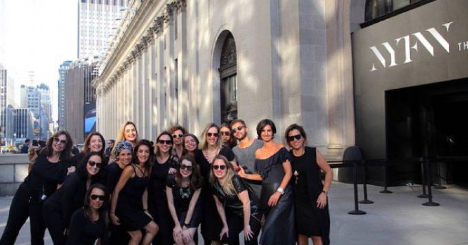 Inscrições abertas para o NY Fashion Tour