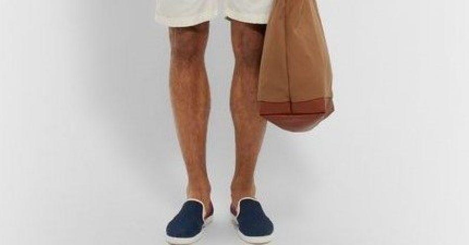 Desatando os nós: sapato masculino sem cadarço é tendência no verão