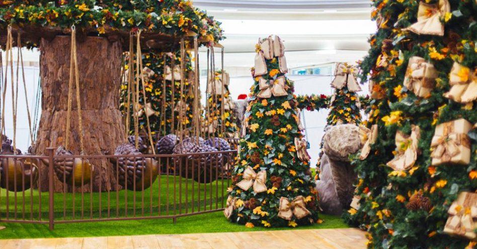 Shopping Pátio Higienópolis inaugura decoração de Natal