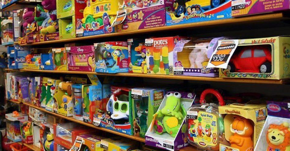 Venda de brinquedos no Natal deve crescer 11% neste ano