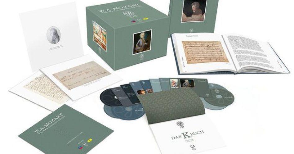 Mozart lidera a venda de discos em 2016