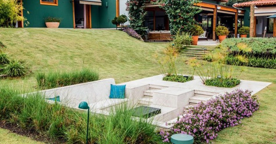 Escolha da grama deve levar em conta ambiente e tipo de uso