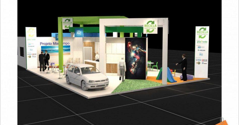 Plástico Brasil apresenta nesta segunda e em primeira mão lançamentos de 400 grandes marcas