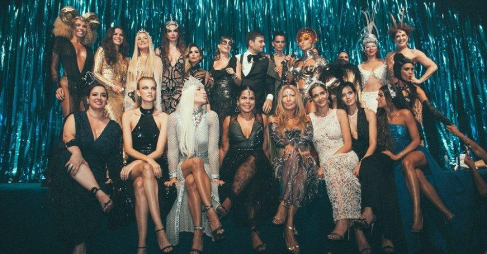 Celebridades esbanjaram criatividade no baile da Vogue