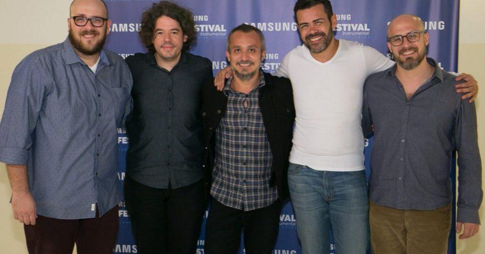 Samsung E-Festival Instrumental abre inscrições para premiar novos talentos da música