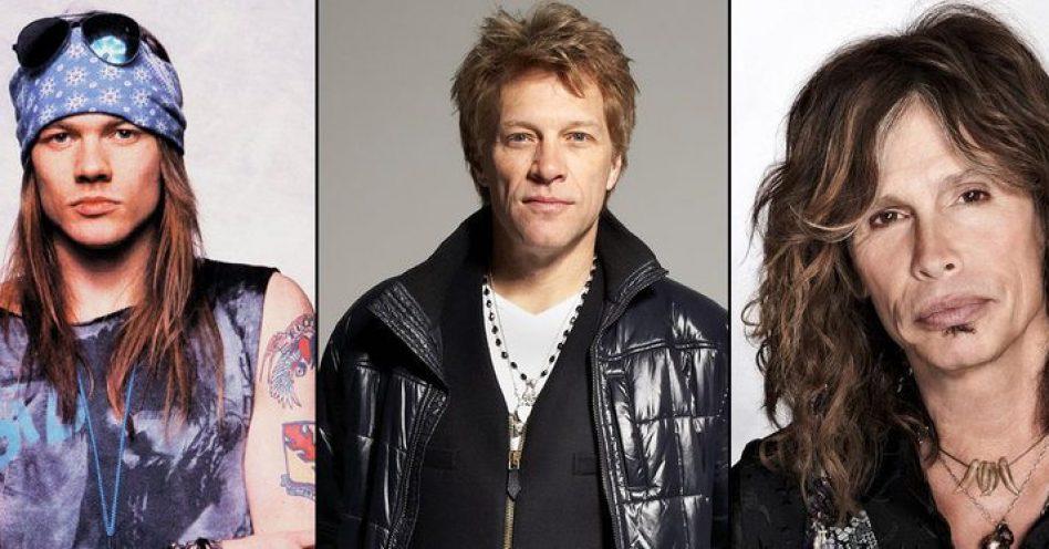 Bon Jovi, Aerosmith e Guns N´Roses tocam no Festival São Paulo Trip