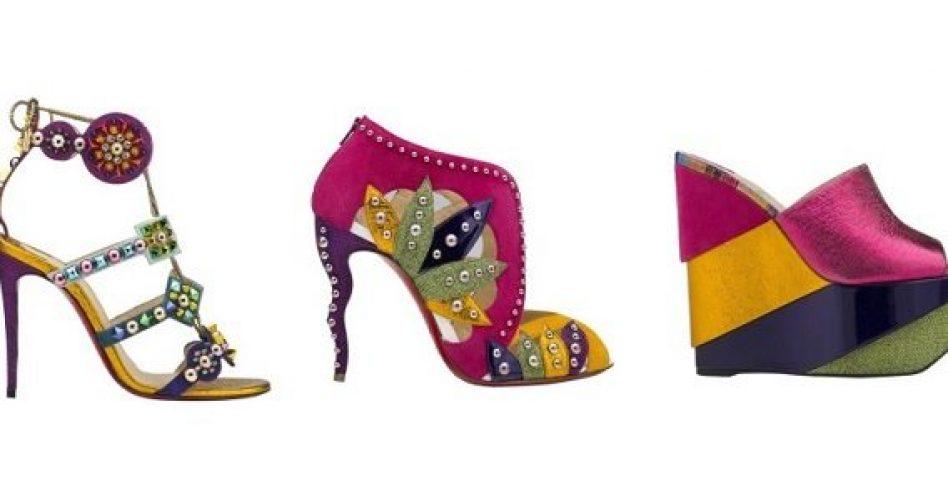Louboutin lança coleção inspirada no Brasil