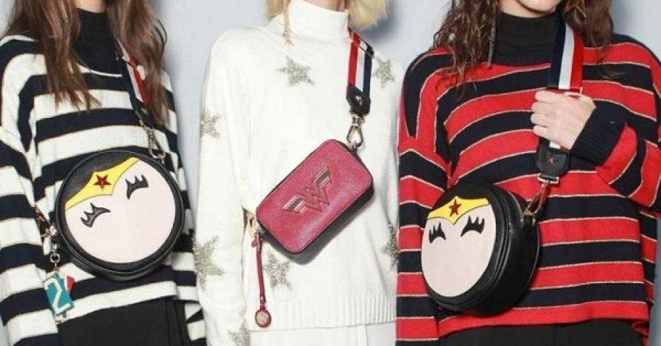 Mulher Maravilha inspira a moda inverno 2017