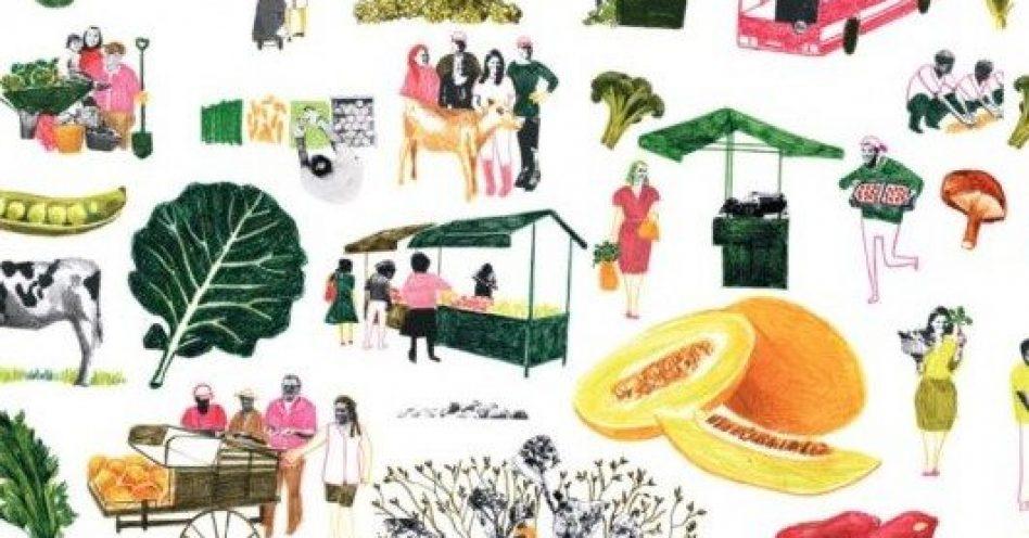 App mapeia restaurantes, feiras e lojas de produtos orgânicos e justos em todo o Brasil