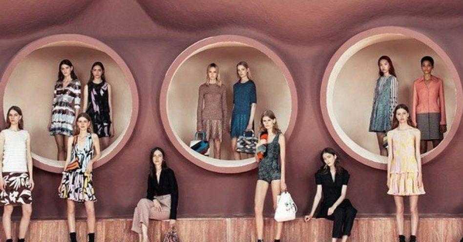 Dior desfila em reserva natural na Califórnia