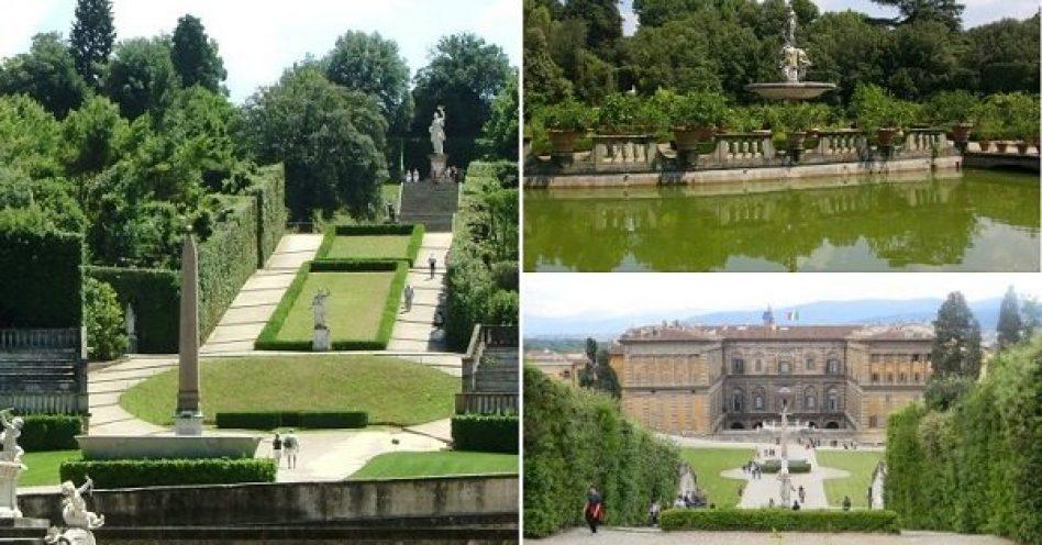 Gucci desfila sua coleção de resort em Florença