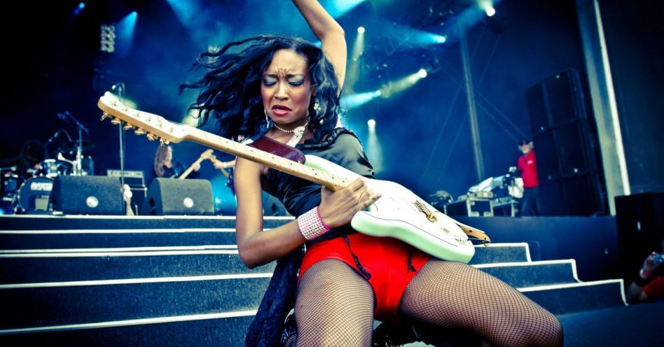 Samsung Blues Festival traz Malina Moye ao Brasil