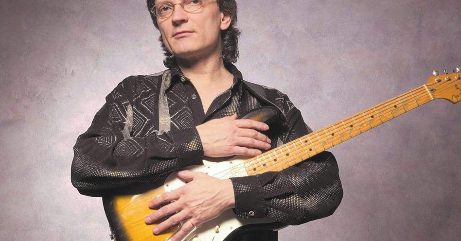 Samsung Blues Festival começou quinta com Sonny Landreth