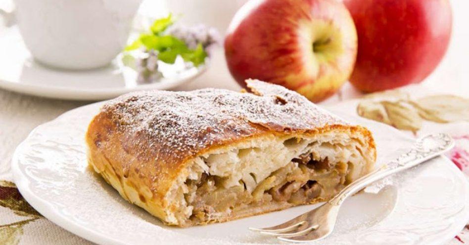 Apfelstrudel e torta Sacher são algumas das guloseimas da Áustria