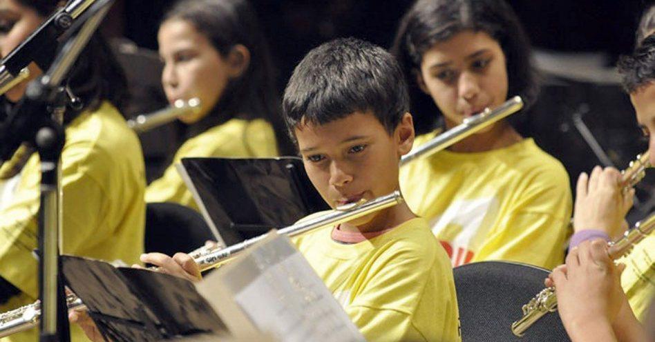 Projeto Guri celebra Dia da Música e lança Guri Participativo