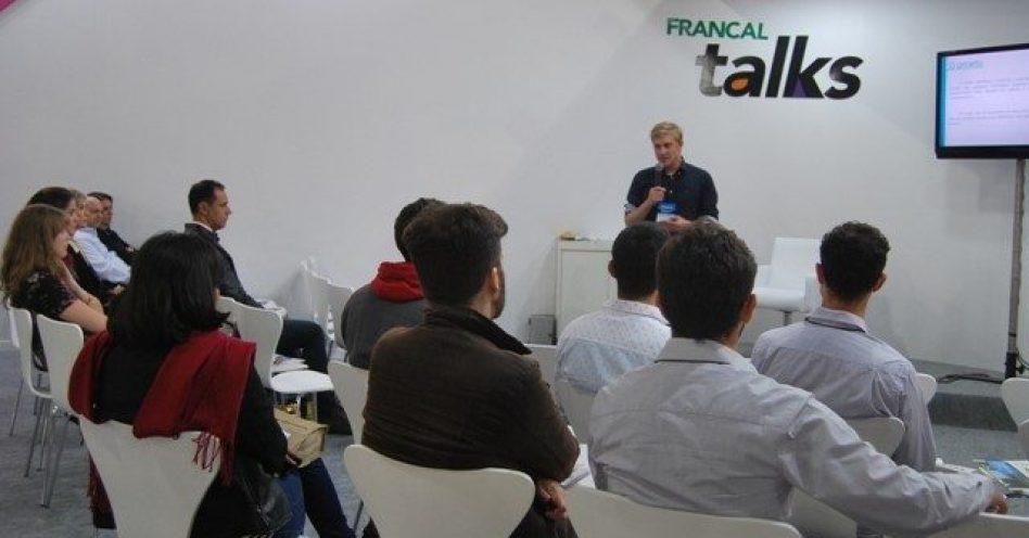 Talk Shoe, na Francal, aborda branding, cocriação e internacionalização