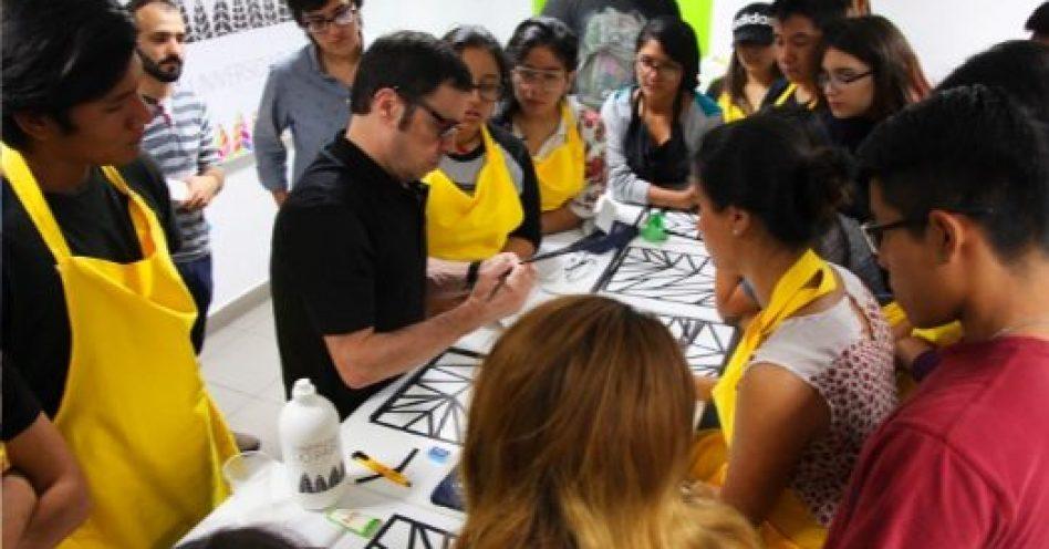 Universidade do Papel realiza Vivências Artísticas na Escolar 2017