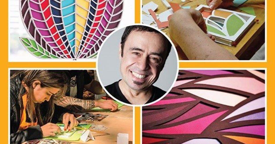 Universidade do Papel realiza Vivências Artísticas na Escolar Office Brasil