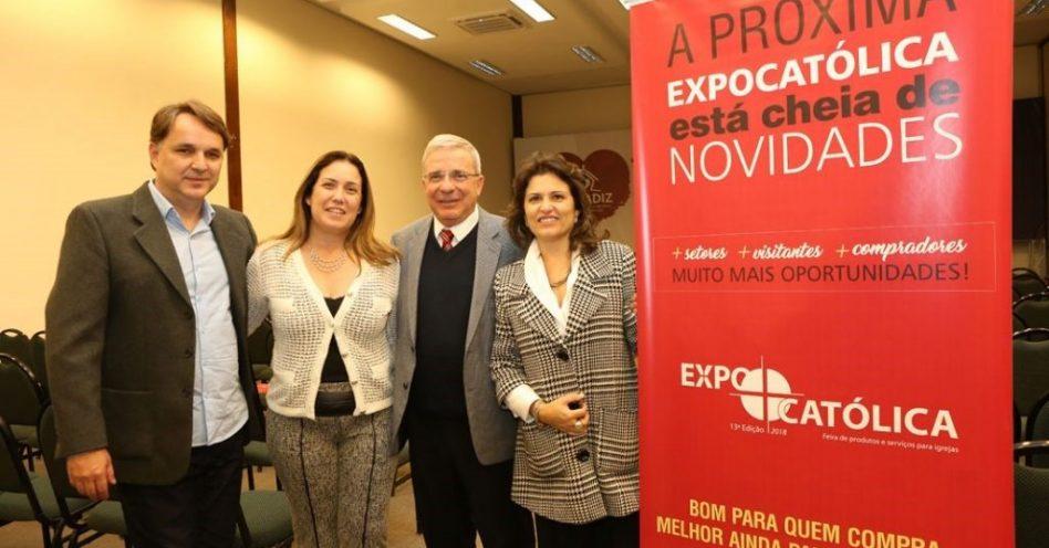 Francal Feiras e Promocat Marketing fazem parceria para realizar ExpoCatólica