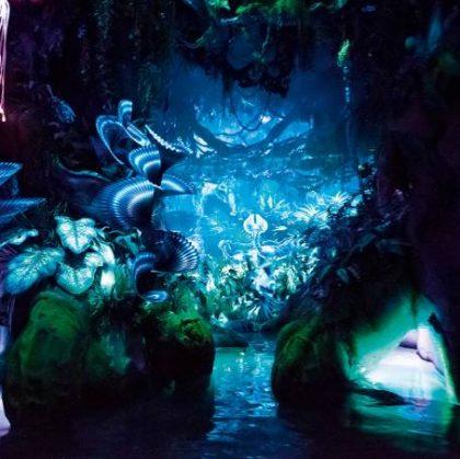 Reino de Avatar ganha espaço no parque Animal Kingdom