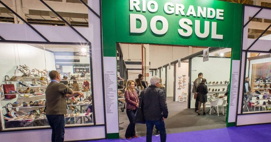 Estande Coletivo do RS totaliza 7,9 milhões em vendas durante a Francal