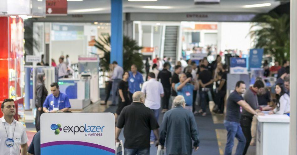Expolazer & Wellness começa terça-feira no Expo Center Norte