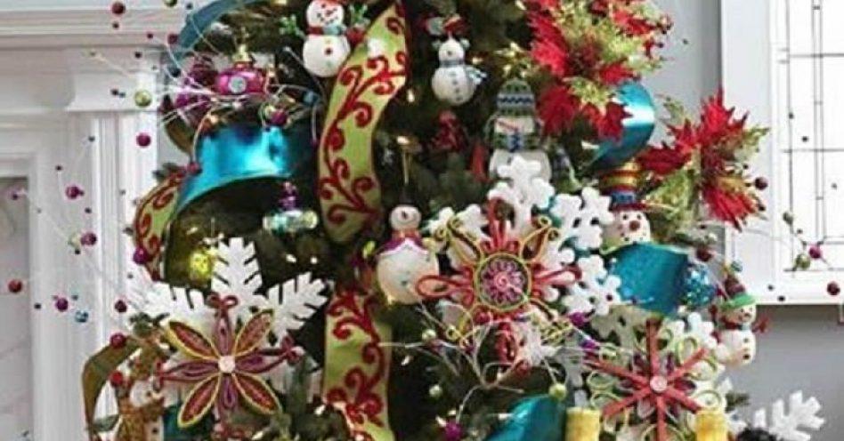 Cada ambiente pede uma árvore de Natal diferente