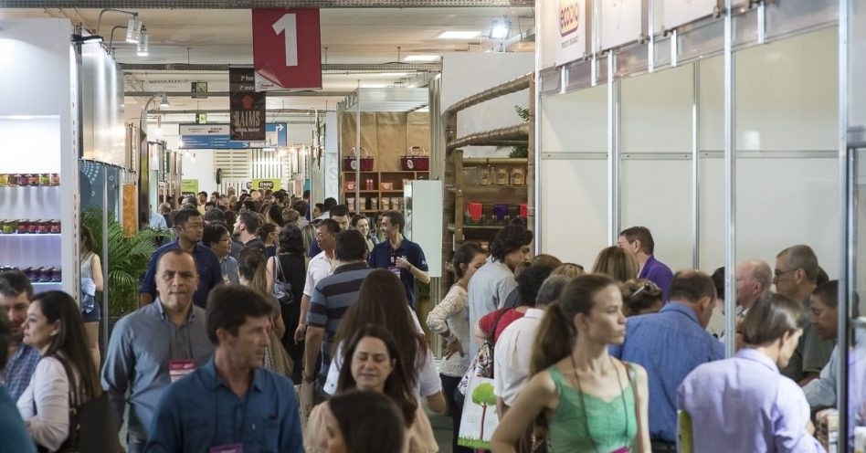 Bio Brazil Fair e Naturaltech projetam crescimento de 30% para próxima edição
