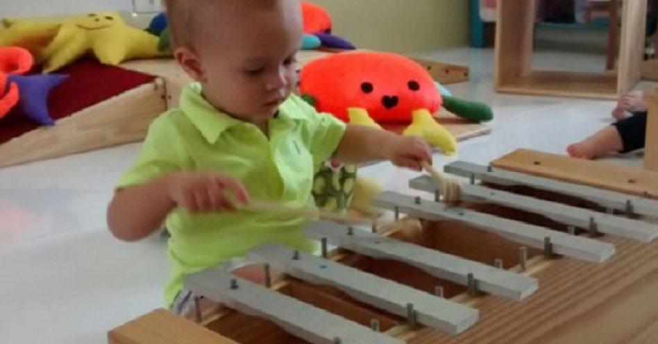 Expomusic 2017 investe em educação musical de crianças e jovens