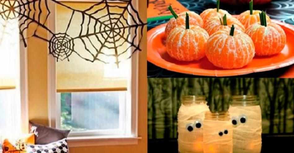 Não falta inspiração para o Halloween