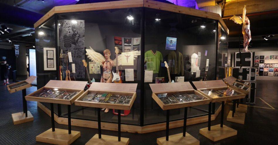 Samsung Rock Exhibition: exposição do Nirvana é excelente opção para quem fica na cidade nos feriados