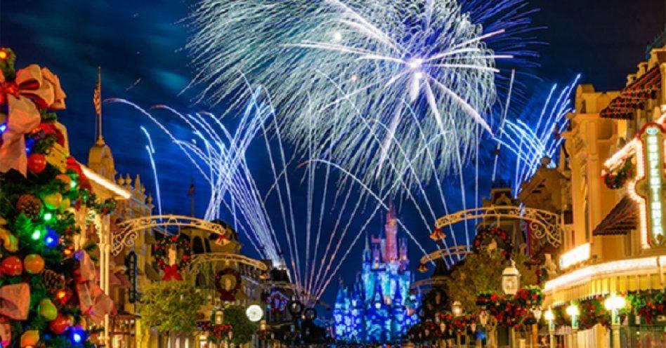 Walt Disney World será palco de eventos especiais de fim de ano