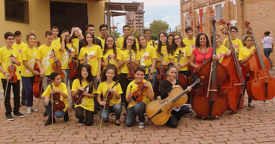 Projeto Guri abre vagas para cursos de música em dezembro