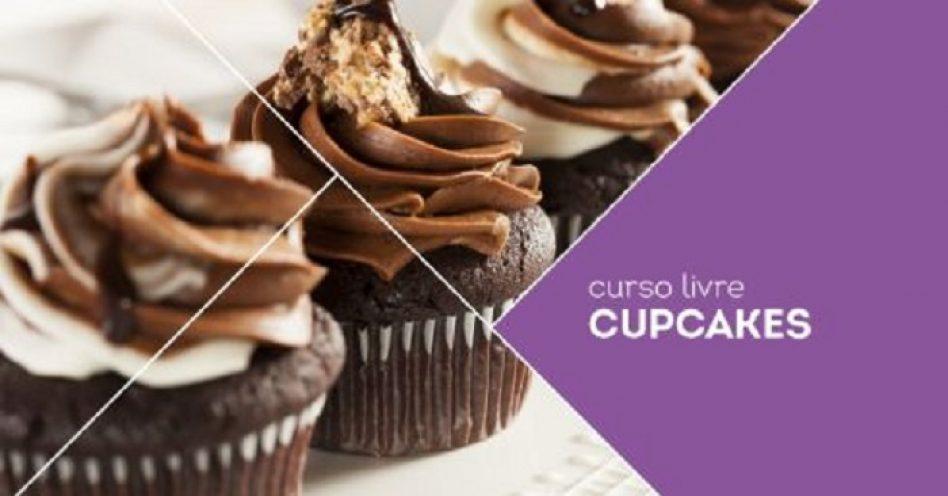 Senac abre inscrições para cursos de cupcakes 2018