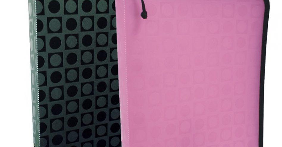 Grandes marcas apostam em fichários e cadernos argolados para o Volta às Aulas