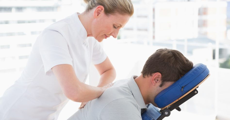 Por que oferecer Quick Massage para os meus funcionários?