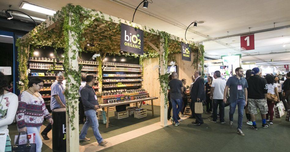 Da cabeça aos pés, Bio Brazil Fair 2018 tem o produto orgânico que se imaginar
